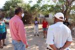 Continúa Gobierno de Los Cabos trabajando para mejorar la distribución de agua potable en las colonias de CSL