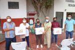 Pese a la pandemia, la entrega de apoyos del Gobierno de Los Cabos no se ha detenido