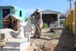 Bajo medidas de prevención, panteones en Los Cabos siguen abiertos con el 50% del aforo