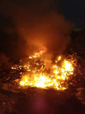 Evita la quema clandestina de basura, no pongas en riesgo tu vida ni la de los demás: Protección Civil de Los Cabos