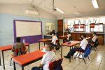 Compromiso entre maestros y padres de familia, garantiza regreso seguro a clases presenciales: Víctor Castro