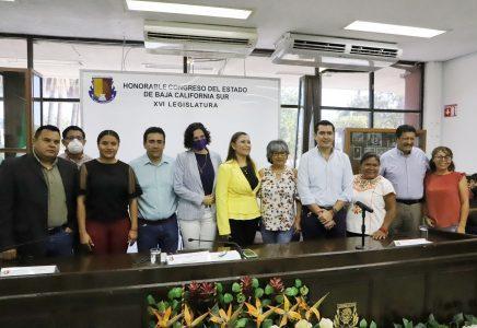 Instala Congreso Comité de Transparencia y Anticorrupción