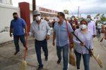 Inicia XIV Ayuntamiento a limpiar Los Cabos
