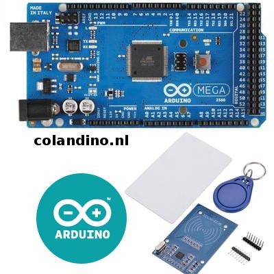 Arduino MEGA - RFID RC522