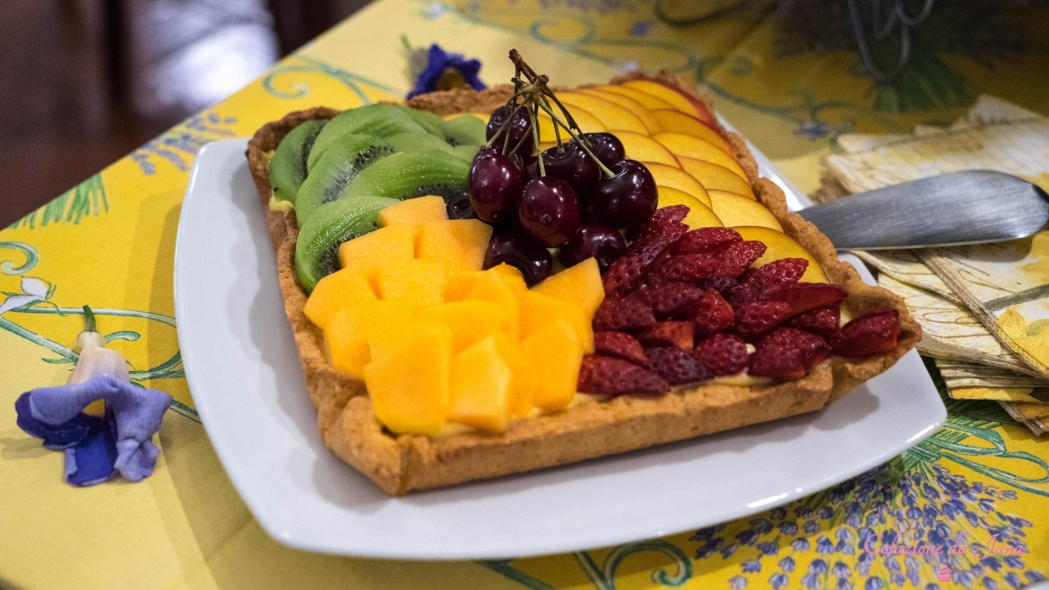 Il Tea Party-Crostata alla frutta
