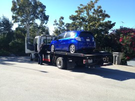 Getting Towed to the Dealership