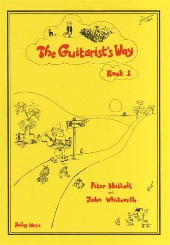 The Guitarist's Way Beginner guitar lessons book