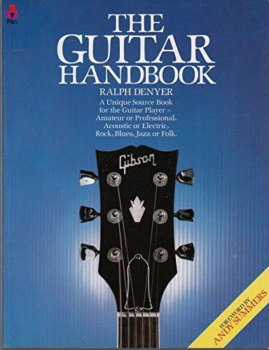 The Guitar Handbook guitar tuition book best guitar books for beginners