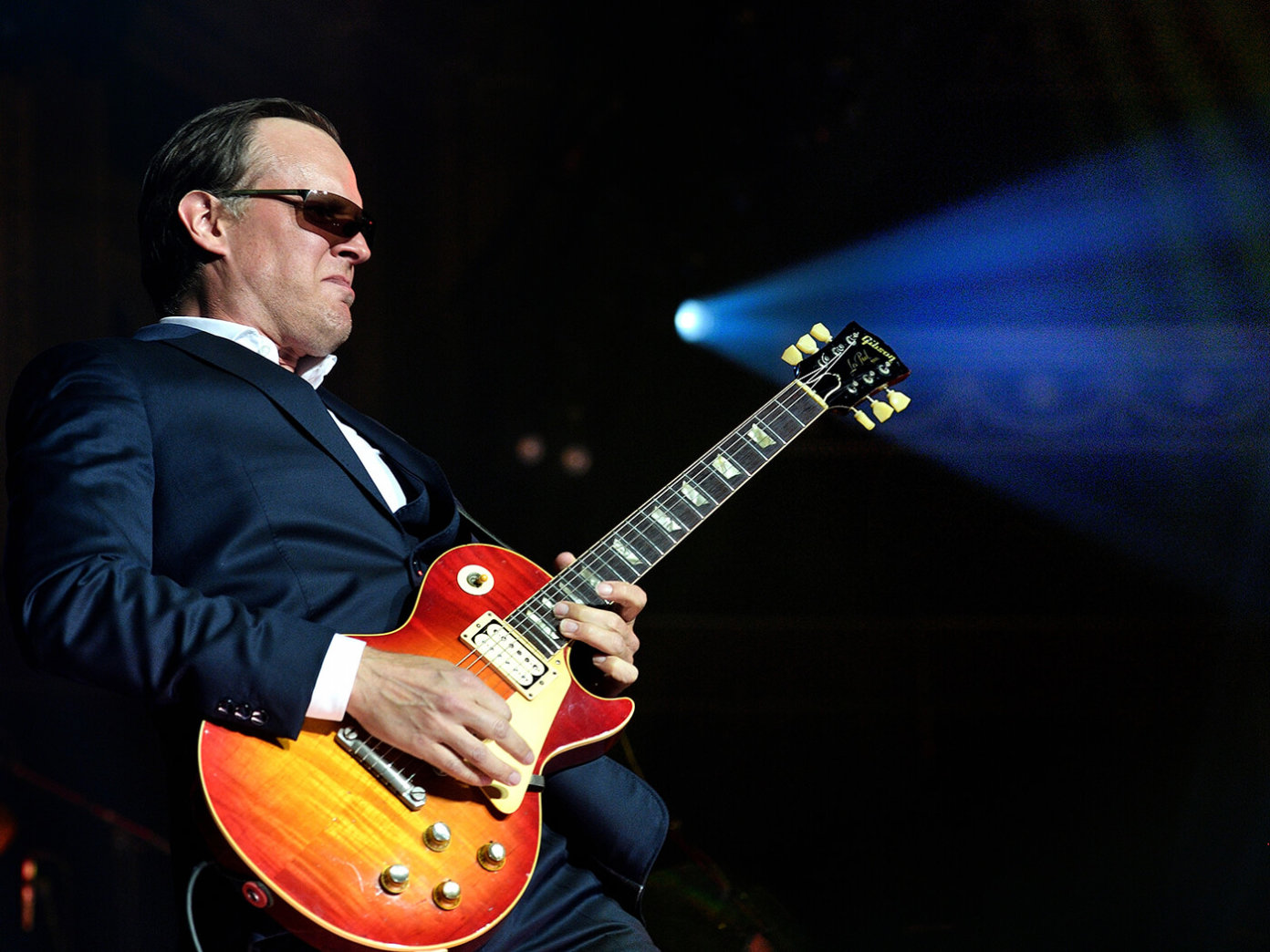 joe bonamassa mixing pentatonics lesson