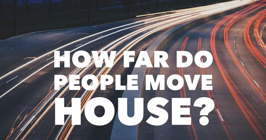 How Far Do People Travel When Moving To Colchester?