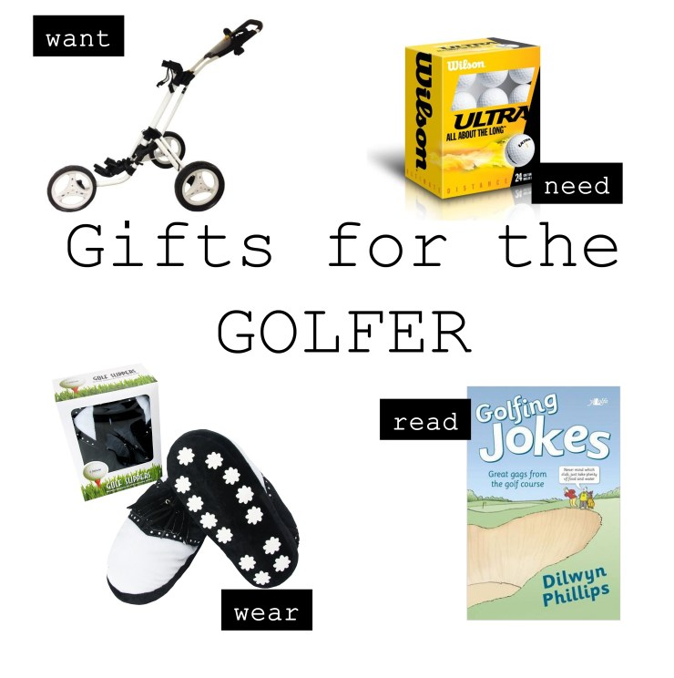 Gift Ideas for the Golfer from www.coldcuppaclub.com