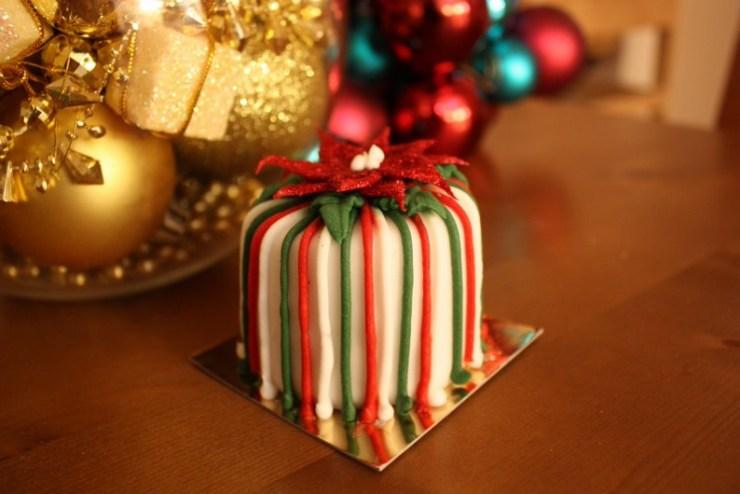 #ColdCuppaClub Christmas Cake