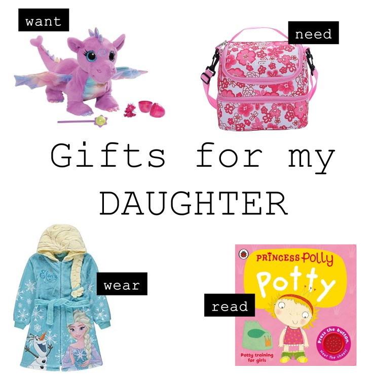 Cold Cuppa Club Christmas Gift Ideas Toddler Daughter Gifts Want Need Wear Read