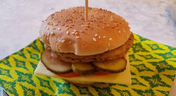 Rustlers Burger Hacking Challenge