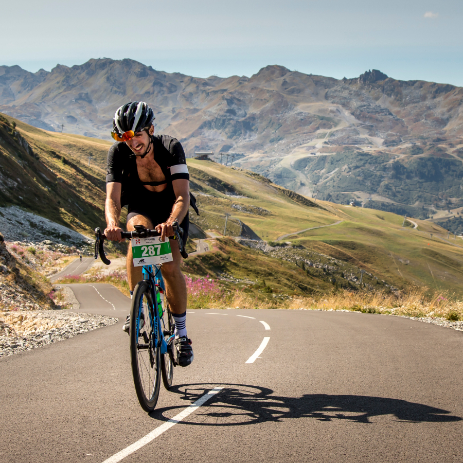 Cyclo col de la loze 65 km