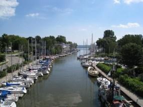 Oakville Harbor, Lake Ontario