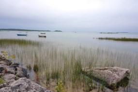 Red Bay on Lake Huron, the Bruce Peninsula