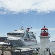Cruiseship season in full swing