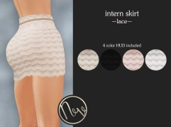 Neve Skirt - Intern - Lace