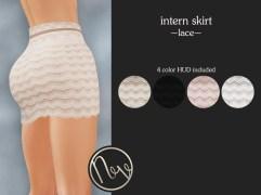 Neve Skirt - Intern - Lace