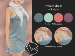 Neve Dress - Infinite - Lively