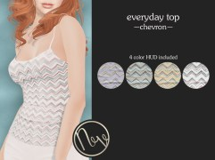 Neve Top - Everyday - Chevron