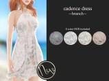 Neve Dress - Cadence - Branch