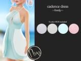 Neve Dress - Cadence - Lively