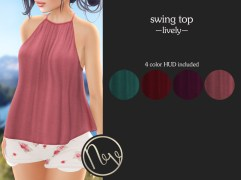 Neve Top - Swing - Lively