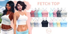 Neve - Fetch Top - Full
