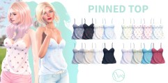 Neve - Pinned Top - Full