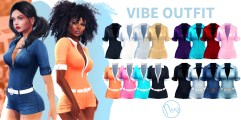 Neve - Vibe Outfit - All Colours