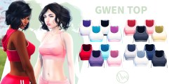 Neve - Gwen Top - All Colors