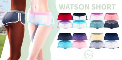 Neve - Watson Short - All Colors