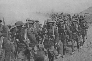British_Troops_Marching_in_Mesopotamia