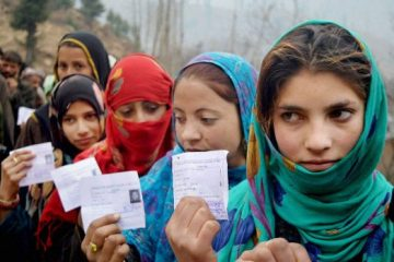 4th phase of the J&K Assembly Elections