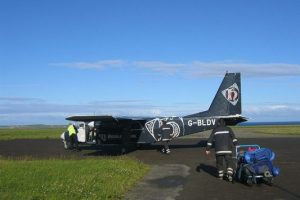 Papa_Westray_Airport Shortest Commercial Flight