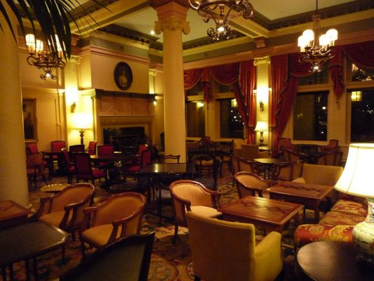 The Ghost of Rattenbury Haunts Victoria's The Fairmont Empress Hotel