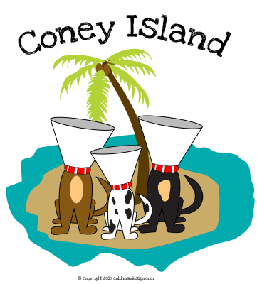 Coney Island dogs