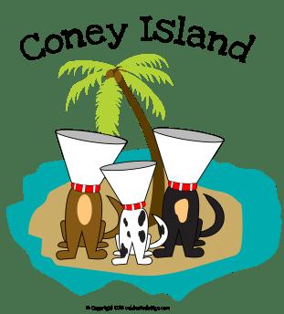 Coney Island dogs