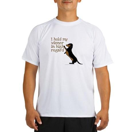 i_hold_my_wiener_dog_performance_dry_tshirt.jpg
