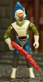 Dee Jay (Battle Force 2000, 1989) image from JoeADay.com