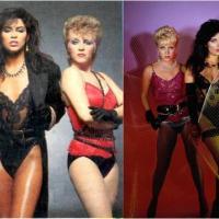 "Vanity vs. Apollonia - ""Sex Shooter"" Funk Showdown"