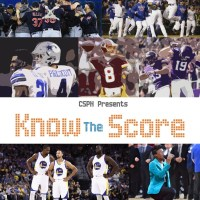CSPN Presents Know the Score: Cubs-Indians World Series Predictions, NFL Recap, & NBA Season Preview