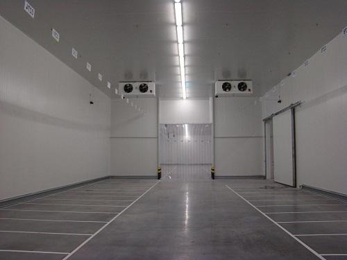 prom kamery - Промышленные холодильные камеры