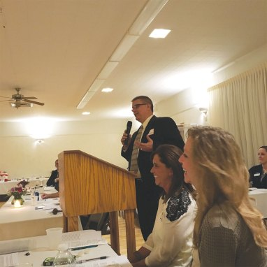 Coldwater Chamber of Commerce Annual Banquet Honors