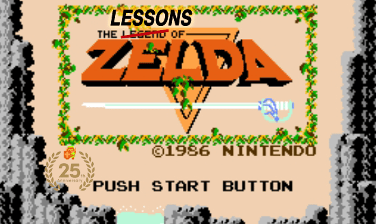 The Lessons of Legend of Zelda