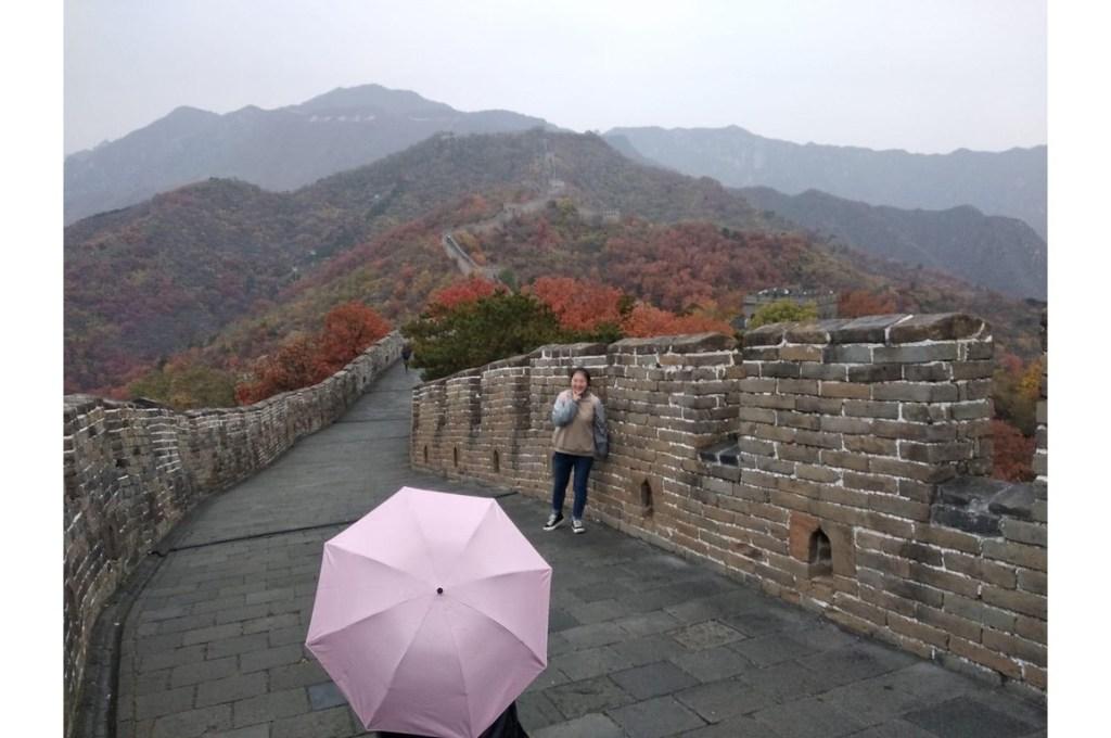 Paseando por la Gran Muralla