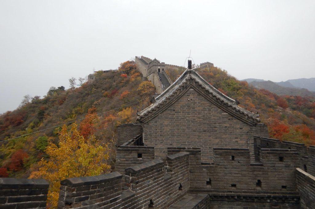 Barracones de la Gran Muralla