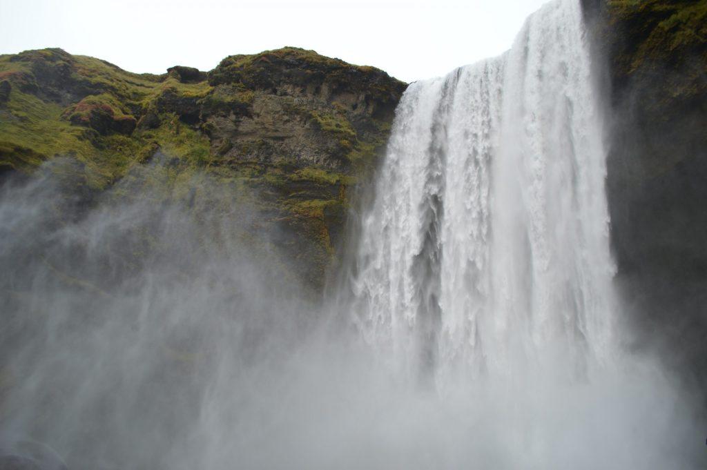 Skógafoss Falls